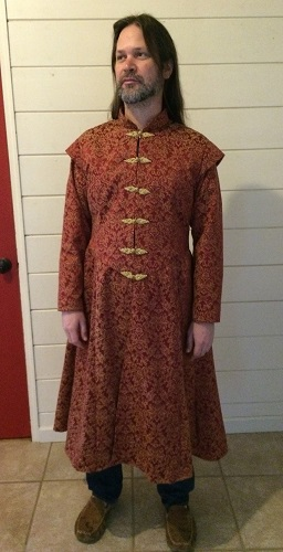 Game of Thrones Coat red